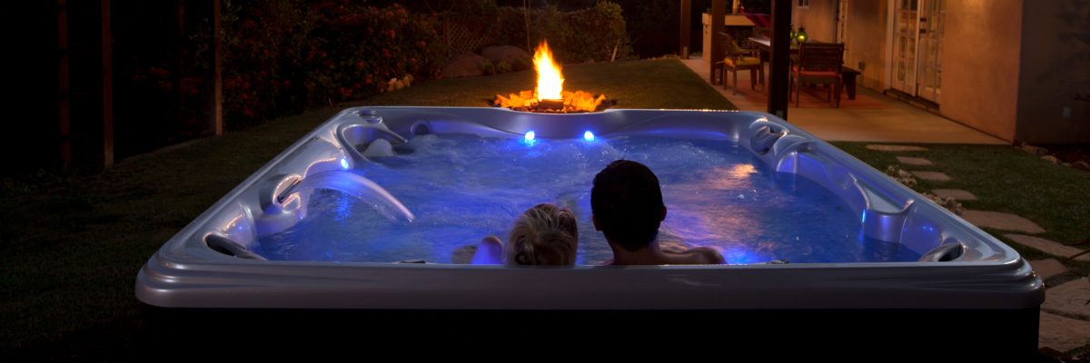 How a Hot Tub Can Improve Your Sleep