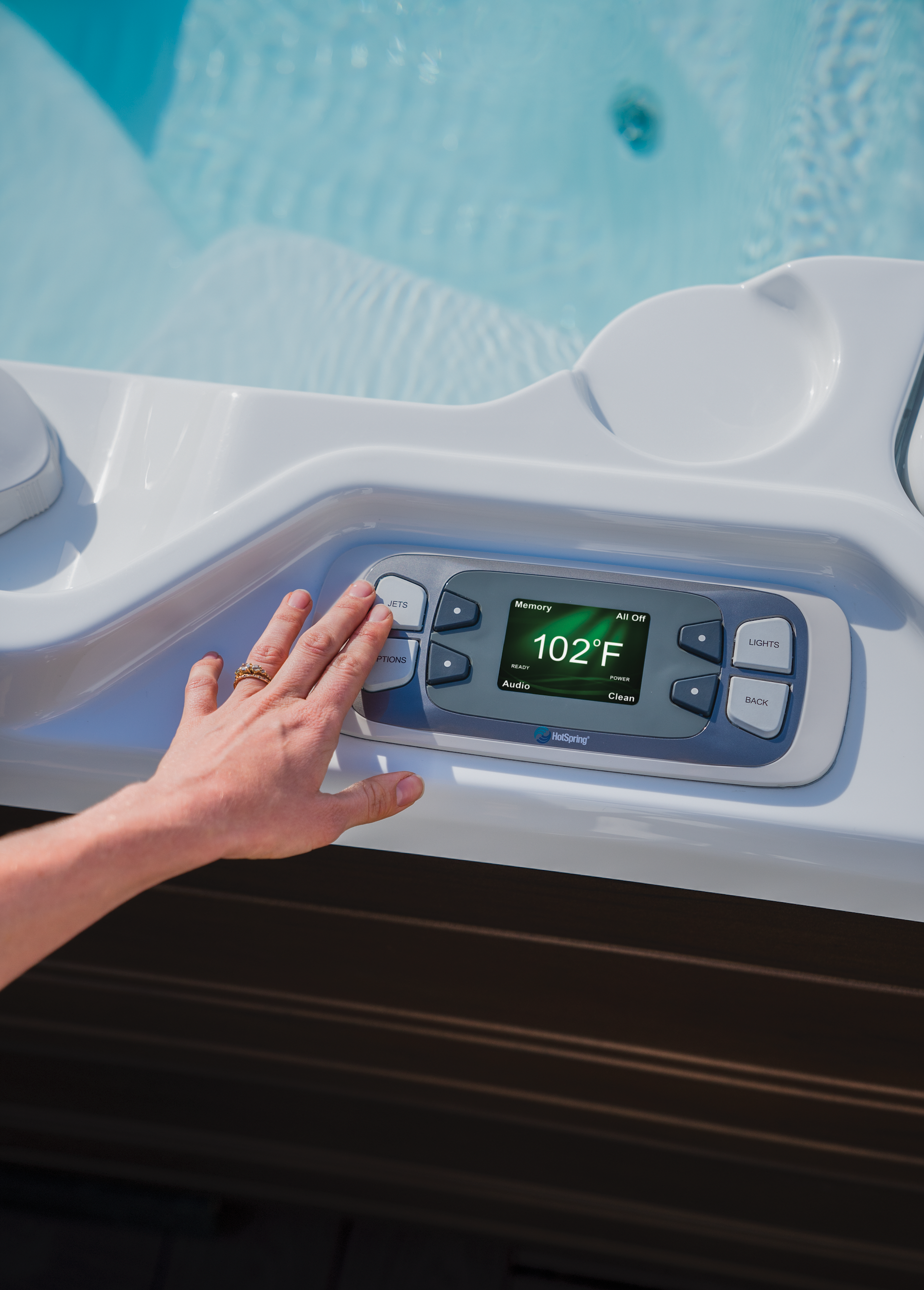 What Is The Right Hot Tub Temperature?