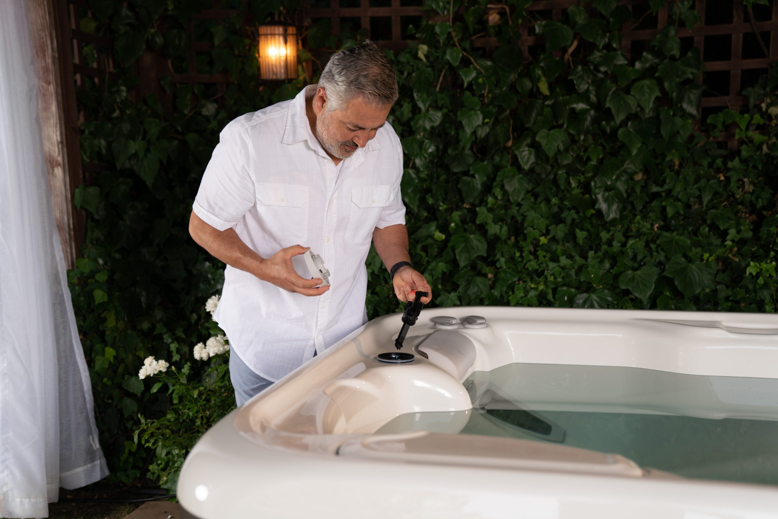 Benefits of a Saltwater Hot Tub