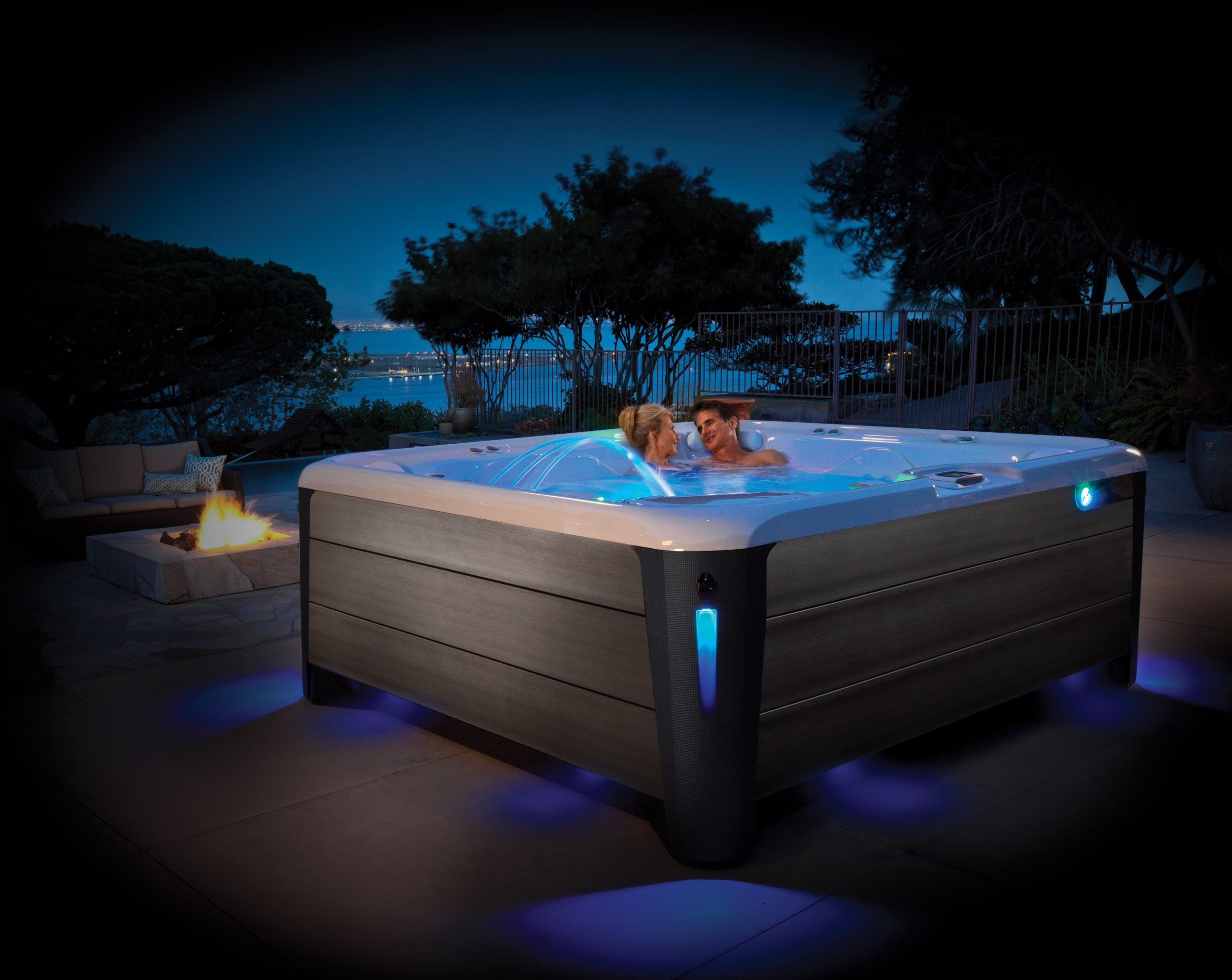 Planning The Perfect Hot Tub Date Night