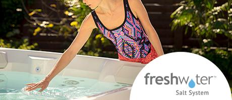 Free FreshWater Salt System