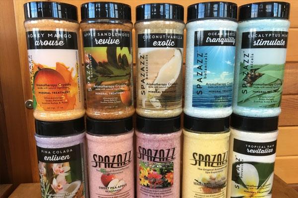 Spazzaz Fragrances Family Image