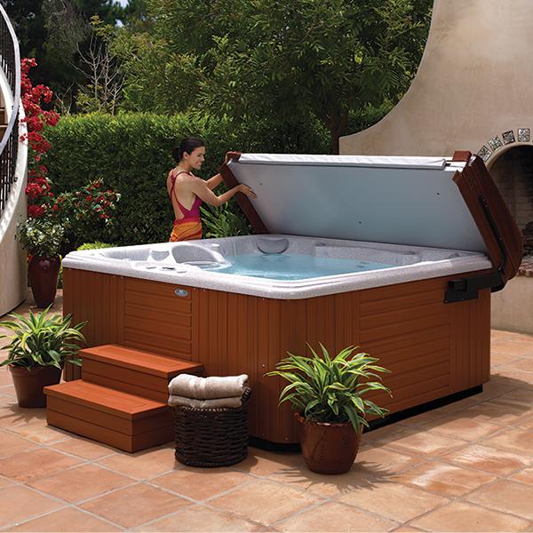 Caldera® Spas ProLift® Hot Tub Cover Lifter - Water Works Spas