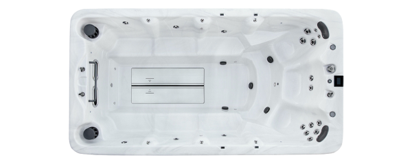 Power Swim Spas | MAAX MB4 Overhead