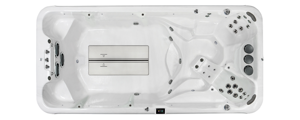 Power Swim Spas | MAAX MX6 Overhead