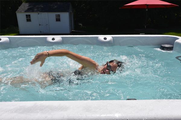 American Whirlpool Swim Spas Family Image