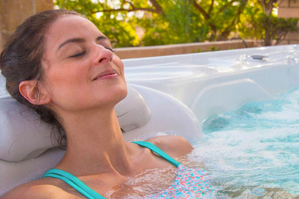 Hot Tub Benefits Family Image