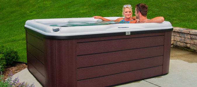 Nordic® Hot Tubs Family Image