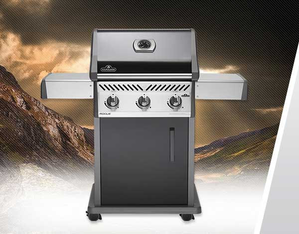 Rouge Gas Grills Family Image