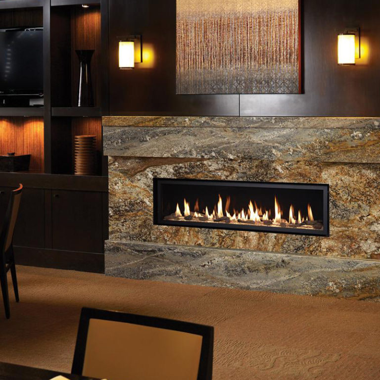 6015 HO GSR2 Gas Fireplace Product Image