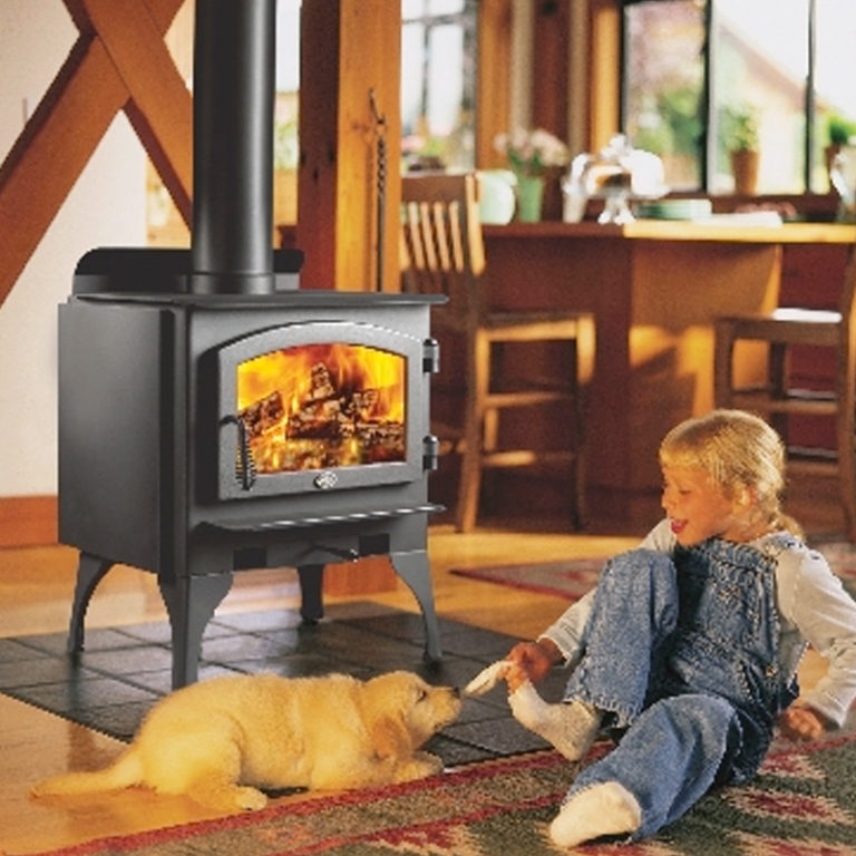 1250 Wood Stove Product Image