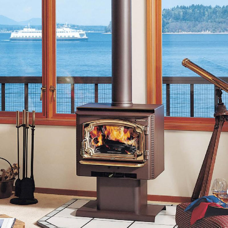 Answer Wood Stove Product Image