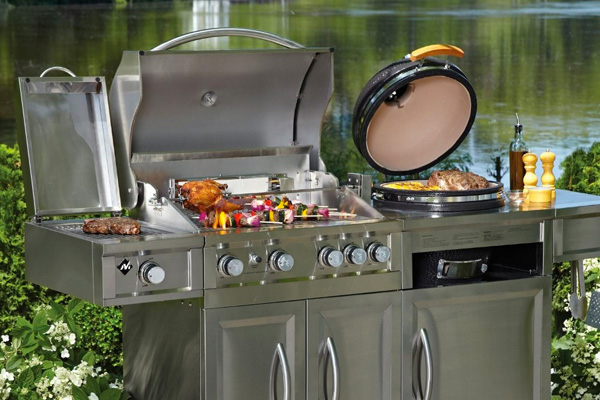 Grill Pricing Family Image
