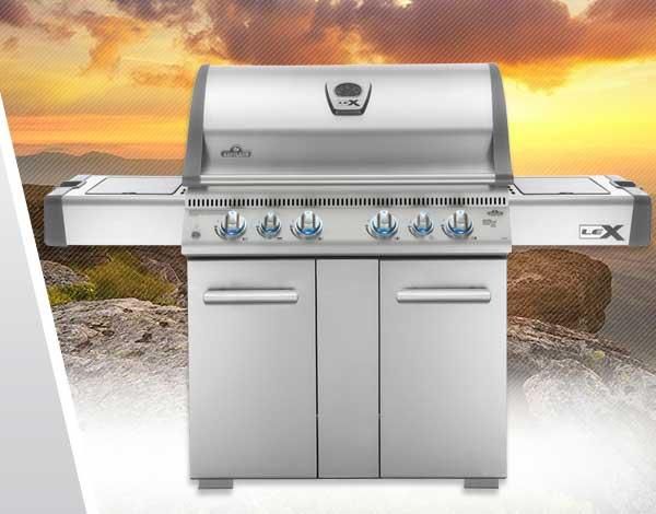 LEX Series Gas Grills Visual List Item Image