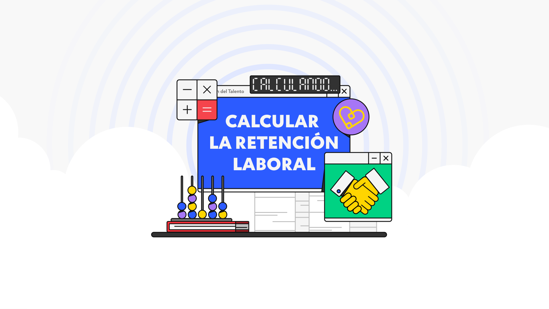 Calcular la retención laboral