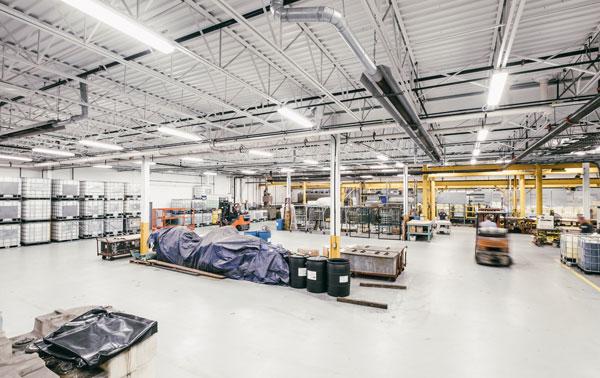 United Surface Finishing Facility
