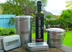 Eden Aromata Saffron Olive Oil