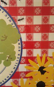 Herman Miller's Picnic Series Poster