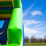 Trey sure loved the slides!