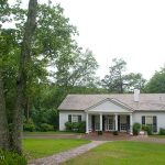Franklin D. Roosevelt's Little White House in Warm Springs, GA