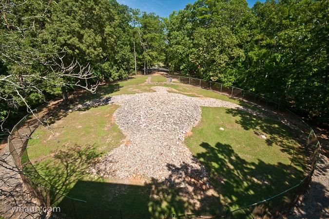 Rock Eagle Mound