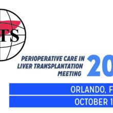 International Liver Transplantation Society » Join