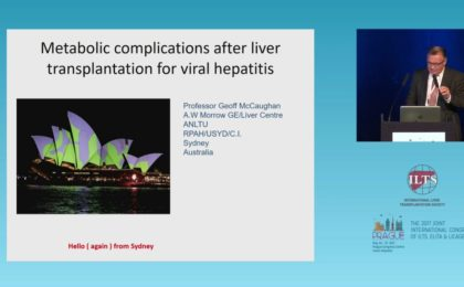 International Liver Transplantation Society » Education