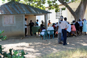 Bringing Health Care into Communities in Haiti