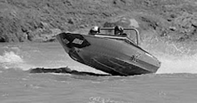 Monzeratt - Dominator Jet Boat