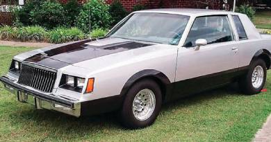 Banks-collaborated Buick Regal Turbo