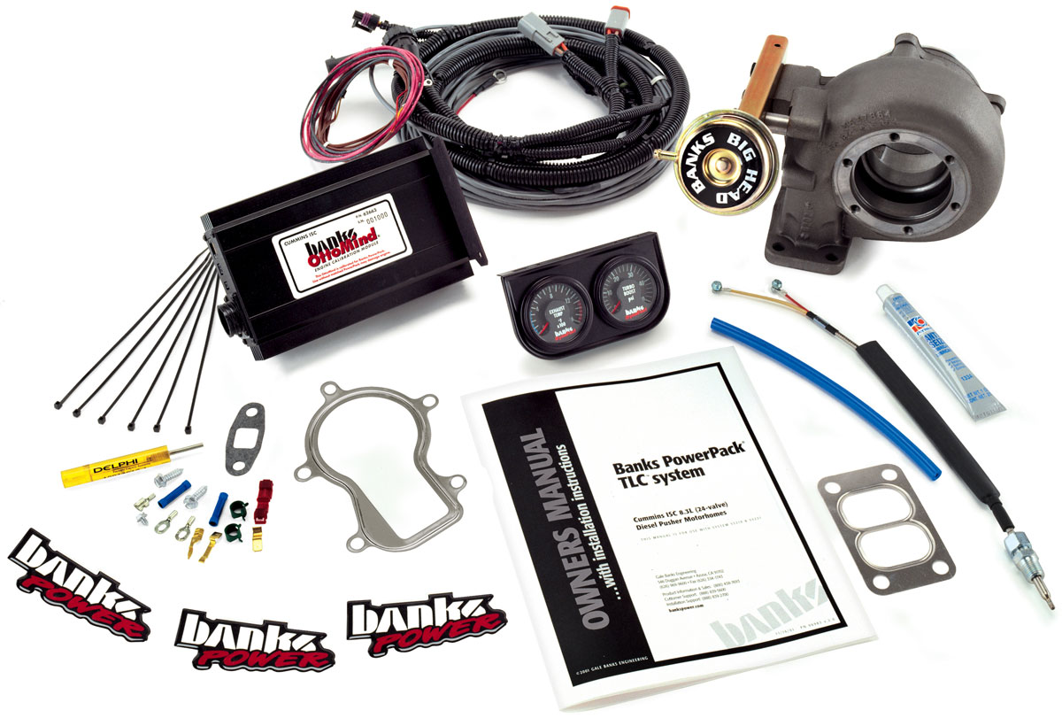 Powerpack Banks Power Spartan Motorhome Chis Wiring Diagram Cummins Diesel Magazine Articles Rv System Testing Turbo