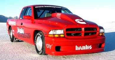 Worlds Fastest Pickup Truck