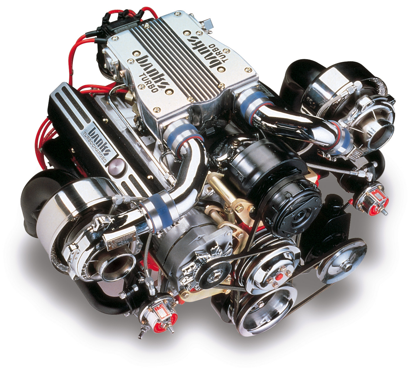 Twin-Turbo V8 Facts of Life | Banks Power