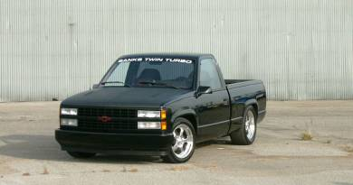 Banks' Twin-Turbo  Sport Truck: It's Alive!