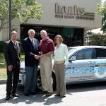 Gale Banks Given Keys To BMW's Hydrogen 7