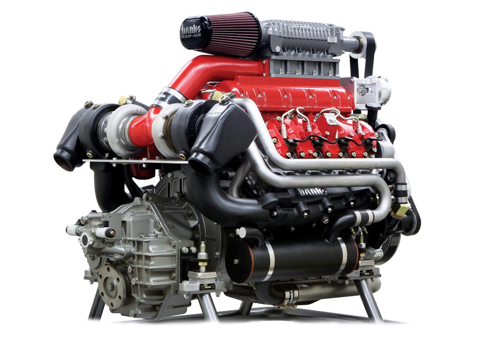 Banks 866T Banks Power Banks Super-Turbo Marine Diesel Diesel Duramax  Magazine Articles Marine