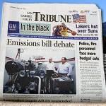 Emissions bill debate
