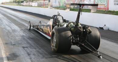 Banks Dragster Update - After Arizona