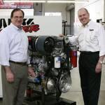 California Senator Huff tours Gale Banks Engineering