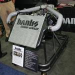 Gale Banks Brings New Diesels to Military Expo
