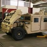 Hot Rod Humvee