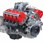 The Three Latest Diesel Engine Projects