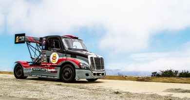 Mike Ryan's Banks Racing Freightliner | Banks Power