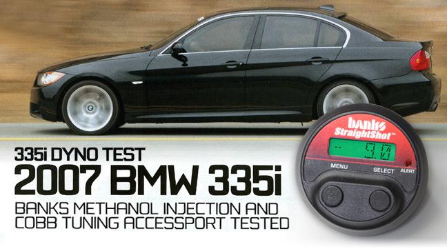 2007 BMW 335i Dyno Test | Banks Power