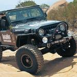 Building the Banks Sidewinder Jeep for a 4x4 Marathon