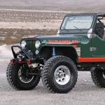DIESEL JEEP – An All-New CJ8 Scrambler