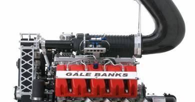 """Rapid Transit"", Banks Blown 870S 427ci Stroker Dmax!"