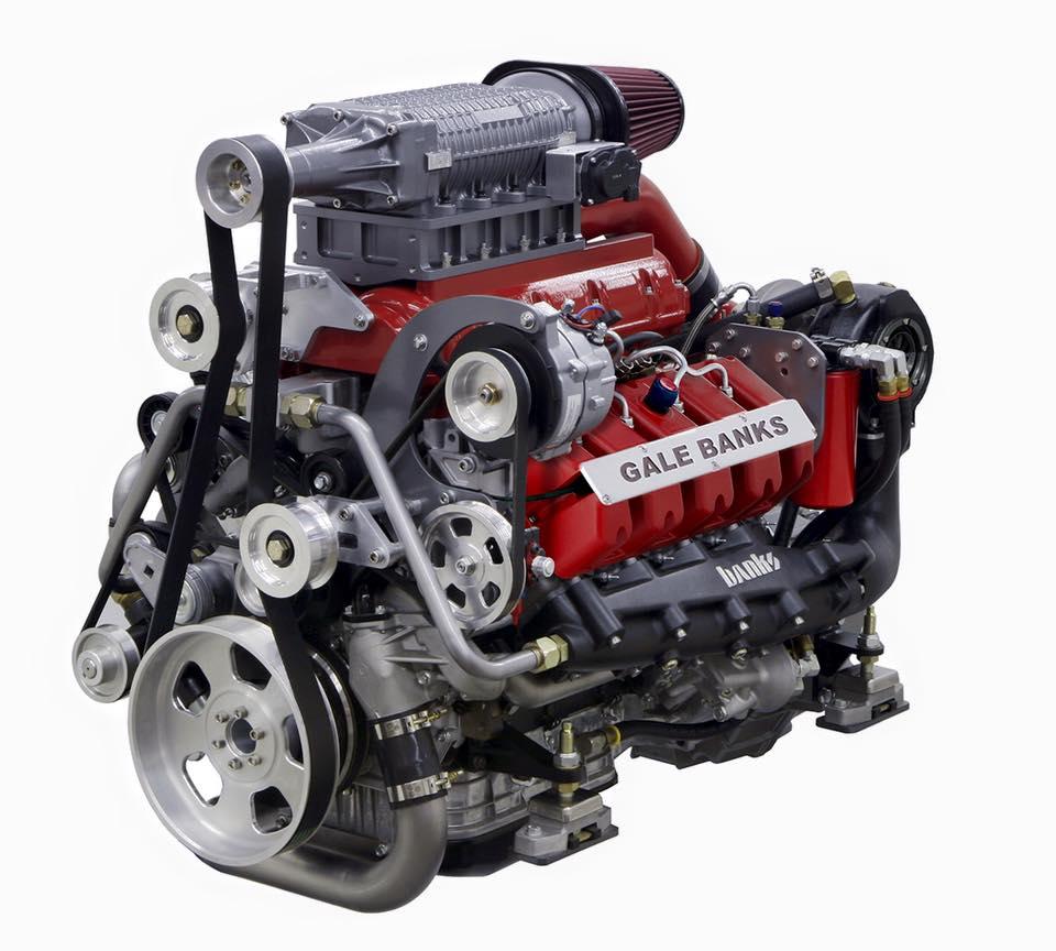 Official Duramax Engine Distributor Banks Power