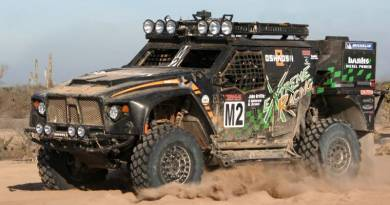 Banks Technologies Diesels Power Oshkosh Extreme Racing in the Baja 1000