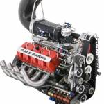 "The Gale Banks 427"" V8 Diesel Racing Engine"